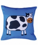 Bosco Bear - Farmyard Cow Cushion 45x45cm