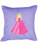 Bosco Bear - Princess Cushion 45x45cm