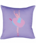 Bosco Bear - Ballerina Cushion 45x45cm