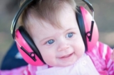 Baby Banz - Ear Muffs Pink