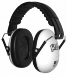 Edz Kidz Earmuffs - White