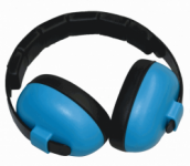 Baby Banz - Blue Baby Earmuffs 3 months +