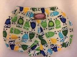 Vintage Kid - Its a hoot Nappy Cover
