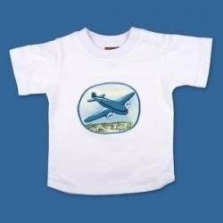 Vintage Kid - Blue Plane T Shirt