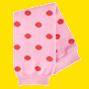 Babylegs -Funky Pink Polka Dot Babylegs