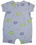 Plum - Romper Pirates last 1 left in size 0000
