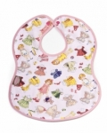 Vintage Kid - Paper Dolly Bib