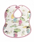 Vintage Kid - China Doll Bib