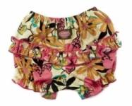 Vintage Kid - Charm Ruffle Pants