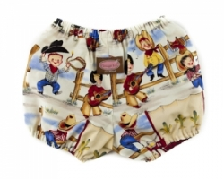 Vintage Kid  - Lil Cowpokes Nappy Cover
