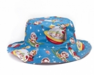 Vintage Kid  - Retro Space  Hat