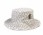 Vintage Kid - Ruby Rosebud Fully Reversible Hat old Style