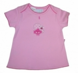 Plum - Polka Dot Birdy Swing Top 1 in size 0000