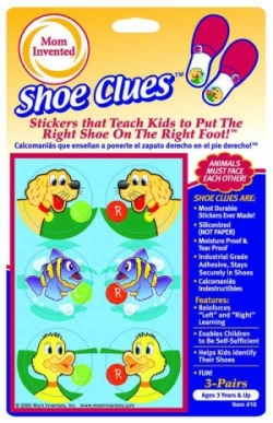 Mom Invention - Shoe Clues