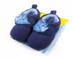 Goldbug- Marshmellow Dino Soft Soled Slippers
