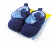 Goldbug- Marshmellow Dino Soft Soled Slippers