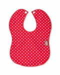 Vintage Kid - Red Dot Bib