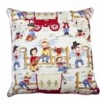 Vintage Kid - Lil Cowpokes Cushion