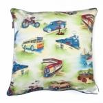 Vintage Kid  - Transport Cushion