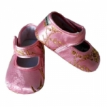 Baby Bella Maya Shoes - Precious Pink