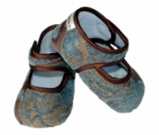 Baby Bella Maya Shoes - CocoBlue