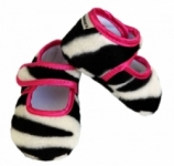 Baby Bella Maya Shoes - Zoe Zebra