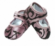 Baby Bella May Shoes - Pink Champagne