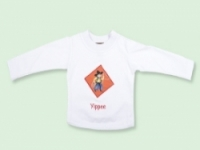 Vintage Kid- Yippee Long Sleeve T Shirt