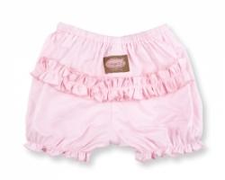 Vintage Kid - Light Pink Ruffle Pants